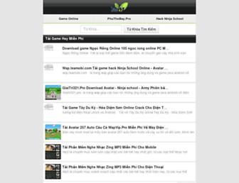 gamegiaitri321pro.blogspot.com screenshot