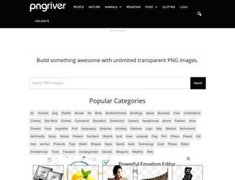 pngriver.com screenshot