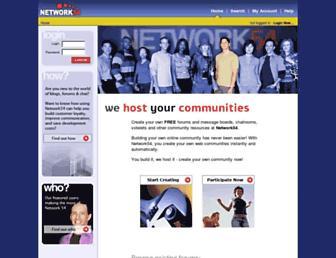 Thumbshot of Network54.com