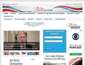 Thumbshot of Politicususa.com