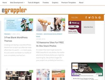 egrappler.com screenshot