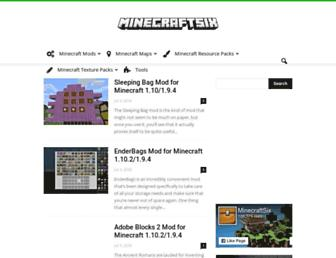 minecraftsix.com screenshot