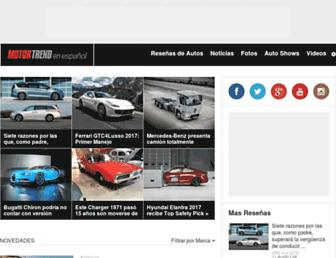 motortrendenespanol.com screenshot