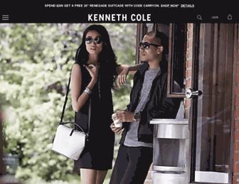 Thumbshot of Kennethcole.com