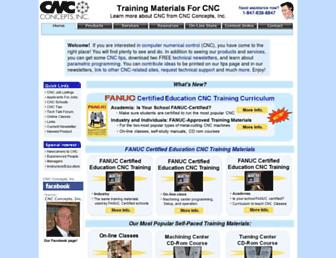 cncci.com screenshot
