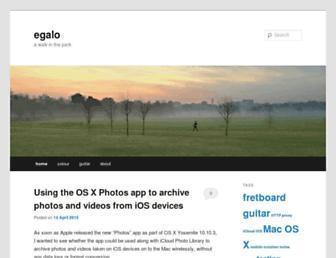 egalo.com screenshot