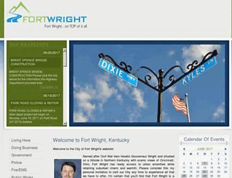 fortwright.com screenshot