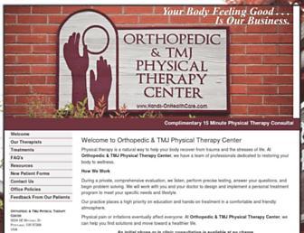 hands-onhealthcare.com screenshot