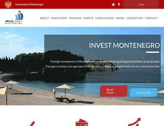 mipa.co.me screenshot