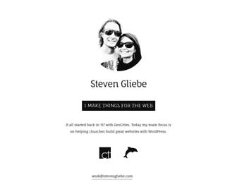 Thumbshot of Stevengliebe.com