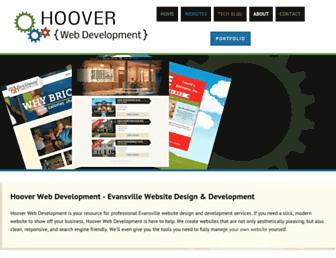 bhoover.com screenshot