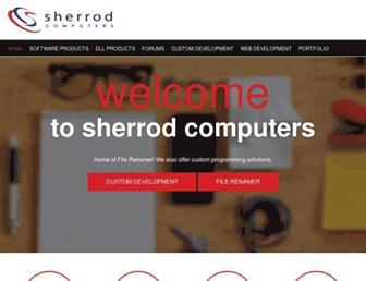 sherrodcomputers.com screenshot