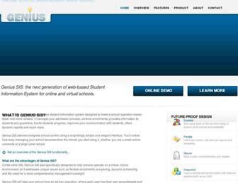 Thumbshot of Geniussis.com