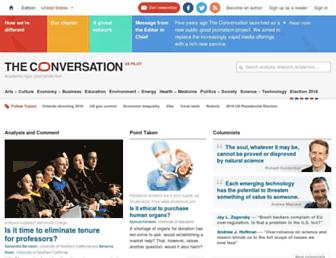 theconversation.com screenshot