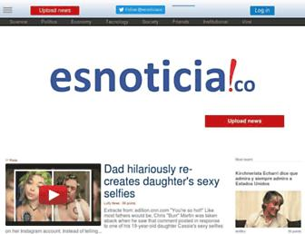 Thumbshot of Esnoticia.co