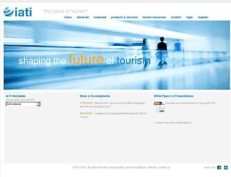 Thumbshot of Iati.com