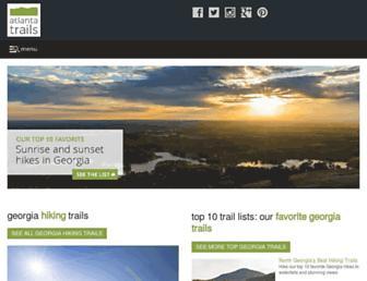 Thumbshot of Atlantatrails.com