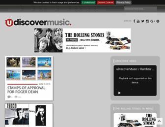 udiscovermusic.com screenshot