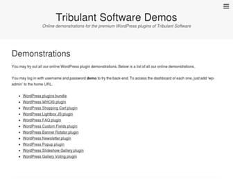 Thumbshot of Tribulant.net