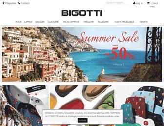 bigotti.ro screenshot