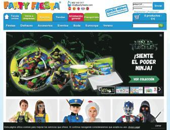 Thumbshot of Partyfiesta.com