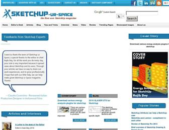sketchup-ur-space.com screenshot