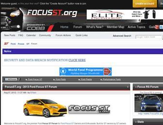 Thumbshot of Focusst.org