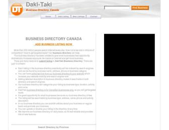 Thumbshot of Dakitaki.com