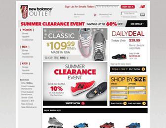 Thumbshot of Joesnewbalanceoutlet.com