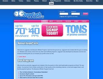 Thumbshot of Juggcash.com