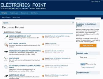 electronicspoint.com screenshot