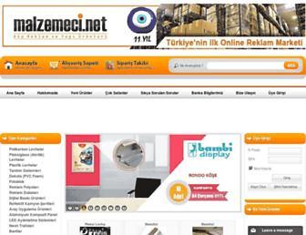 malzemeci.net screenshot