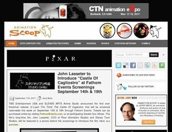 animationscoop.com screenshot
