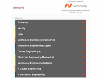 abeng.info screenshot