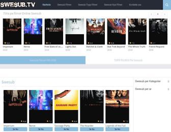 swesub.ws screenshot