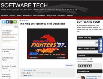softwarentech.blogspot.com screenshot