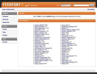 Thumbshot of Feedfury.com