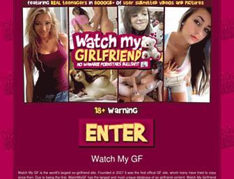 Thumbshot of Watchmygf.net