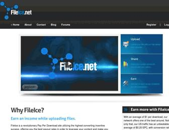 fileice.net screenshot