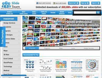 Thumbshot of Slideteam.net