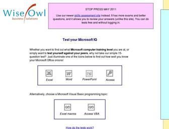 ms-iq.com screenshot