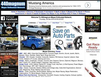 440magnum-network.com screenshot