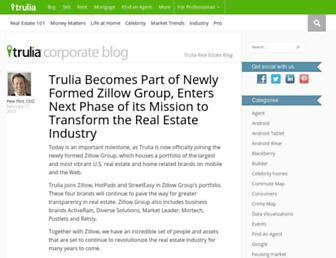 Thumbshot of Truliablog.com