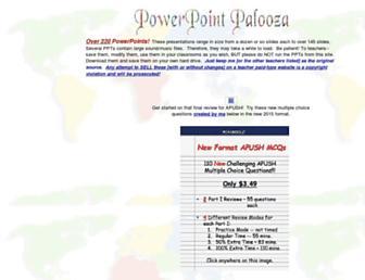 pptpalooza.net screenshot