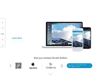 airmore.com screenshot