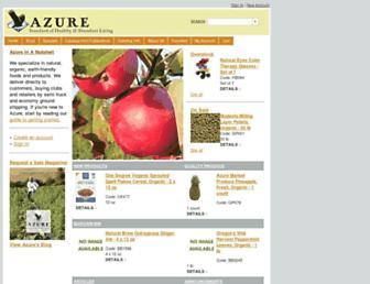 Thumbshot of Azurestandard.com