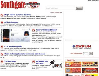 southgatearc.org screenshot