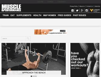 Thumbshot of Musclemag.com