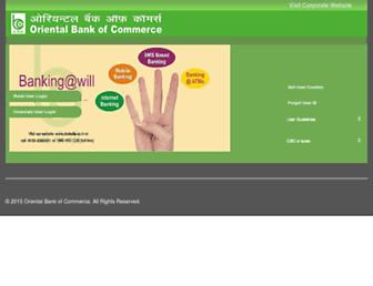 Thumbshot of Obconline.co.in