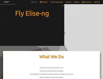 fly.elise-ng.net screenshot